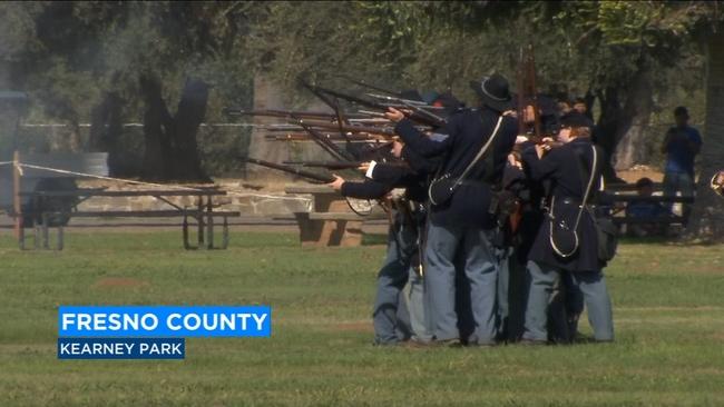 Civil war | abc30 com