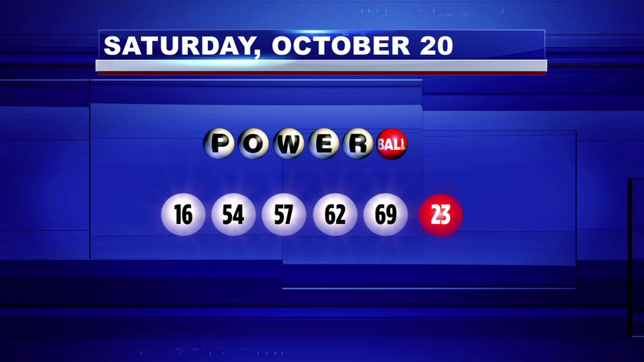 Powerball Winning Numbers Drawn For 470m Lottery Jackpot Abc13 Com