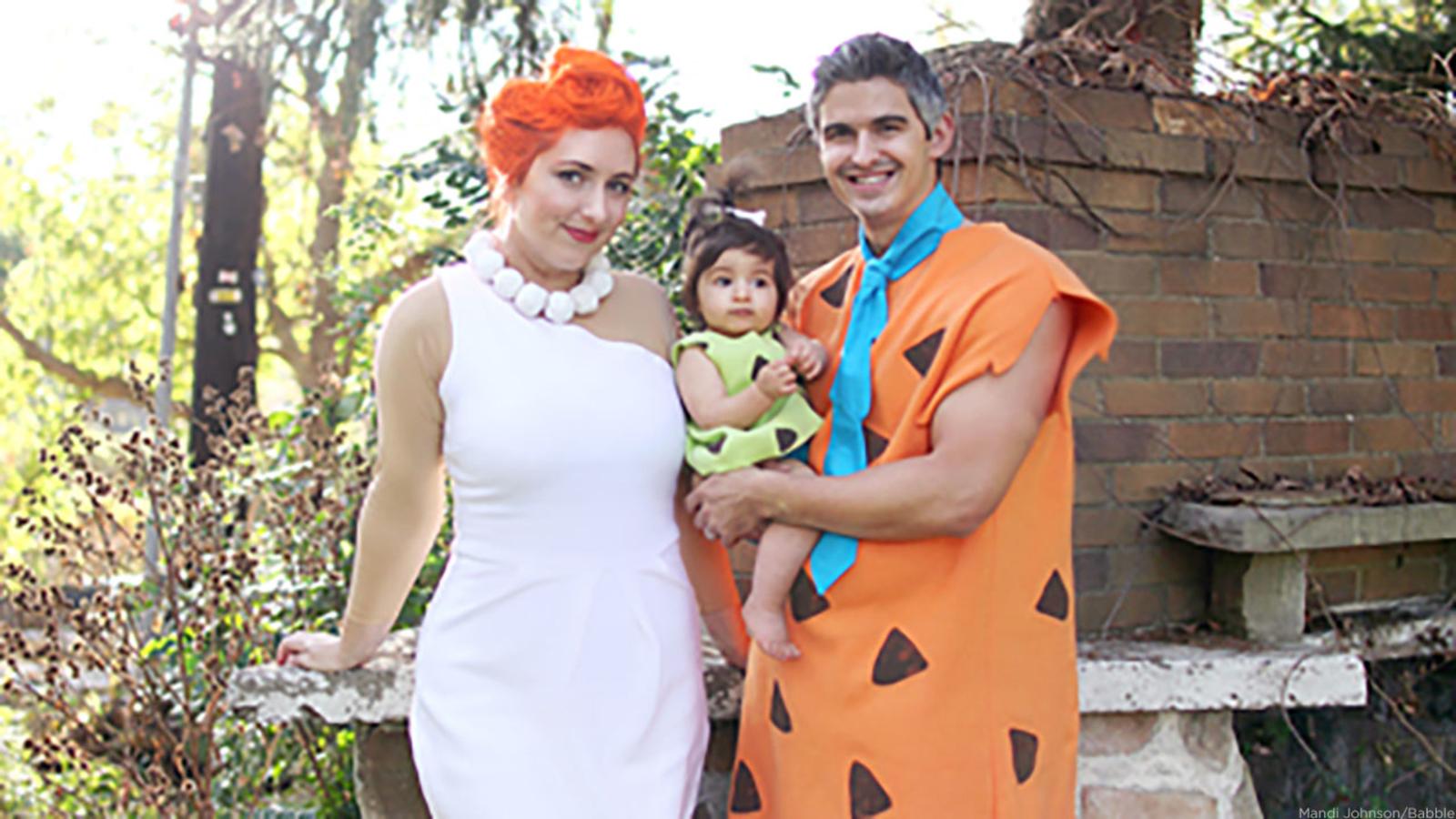Diy Flintstones Costumes Will Have You Looking
