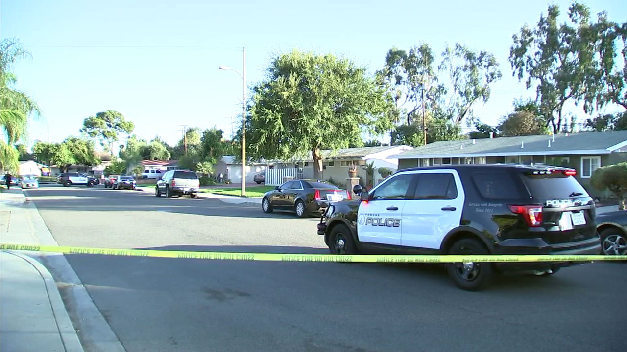 10-year-old boy wounded in Pomona drive-by