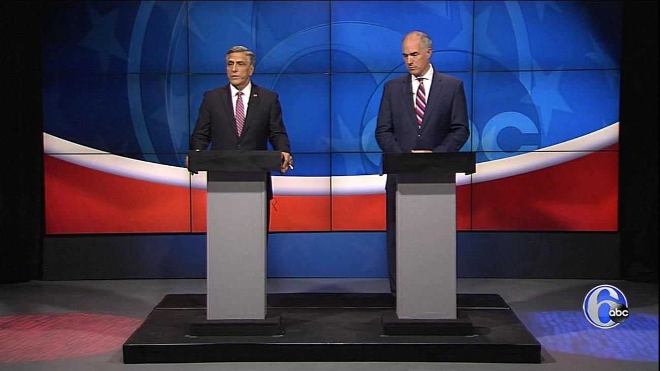 Watch The Pa Senate Debate Between Bob Casey And Lou Barletta