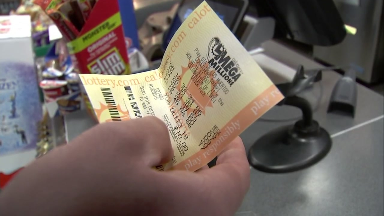 Mega Millions winning numbers drawing yields no winner ...