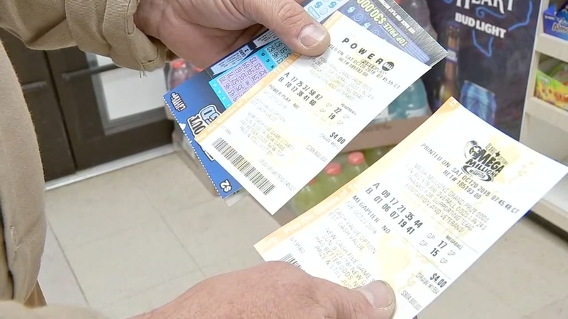 Mega Millions Drawing Find Out The Most Common Winning Numbers Drawn Lottery Jackpot At 1 6b Abc7 Chicago