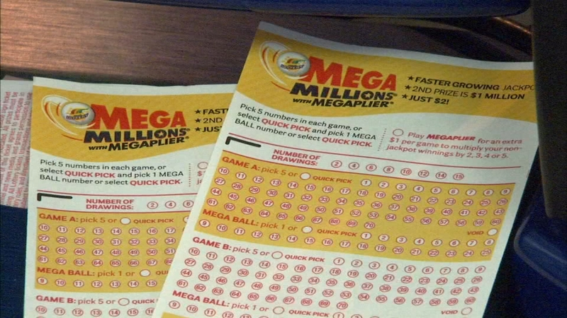 Mega Millions Jackpot At 1 6 Billion For Winning Numbers Drawing Tonight Powerball At 620m For Wednesday Drawing Abc30 Fresno