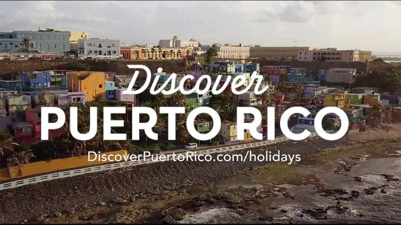 Lin Manuel Miranda Unveils New York City Puerto Rico Tourism Partnership