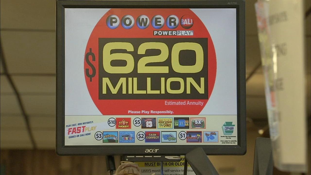Mega Millions Jackpot At 1 6 Billion For Winning Numbers Drawing