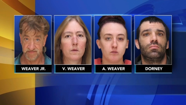 Family Pleads Guilty To 84 Year Old Mans Fatal Neglect