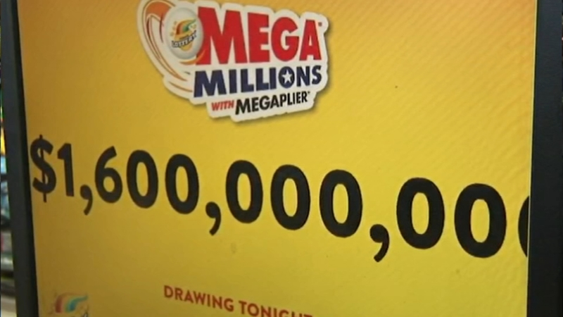 Mega Millions Results Winning Numbers Drawn For 1 6 Billion Jackpot Powerball At 620m For Wednesday Drawing Abc7 Chicago