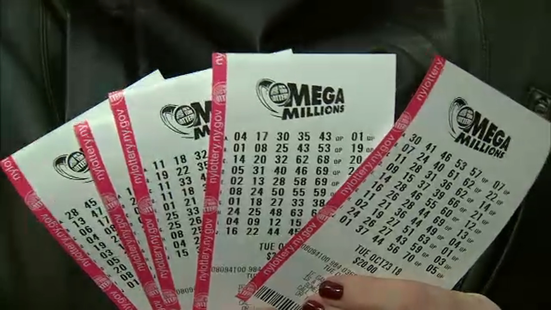 Mega Millions Results 1 Winning Ticket Sold In South Carolina In