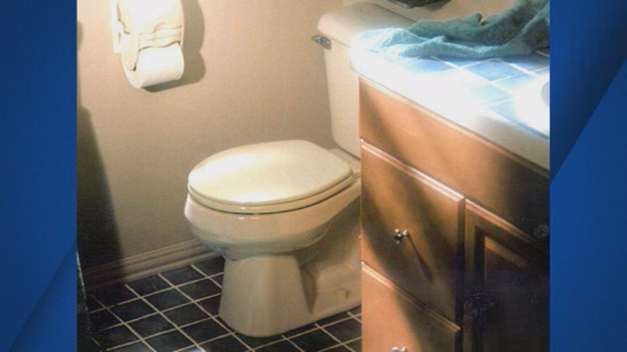 Raw bathroom pound