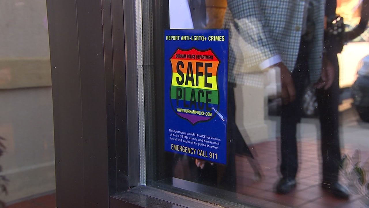 Durham Police Take Action Against Hate Crimes Announce New Safe