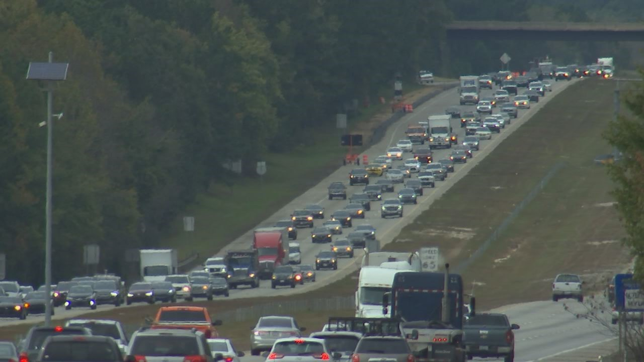 Relief on way for one of Triangle's most-congested highways
