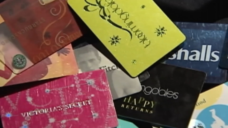 Gift card scam uses familiar email addresses when phishing