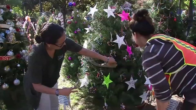 downtown san jose preps shorter than usual christmas in the park event abc7newscom - Bay Area Christmas Events