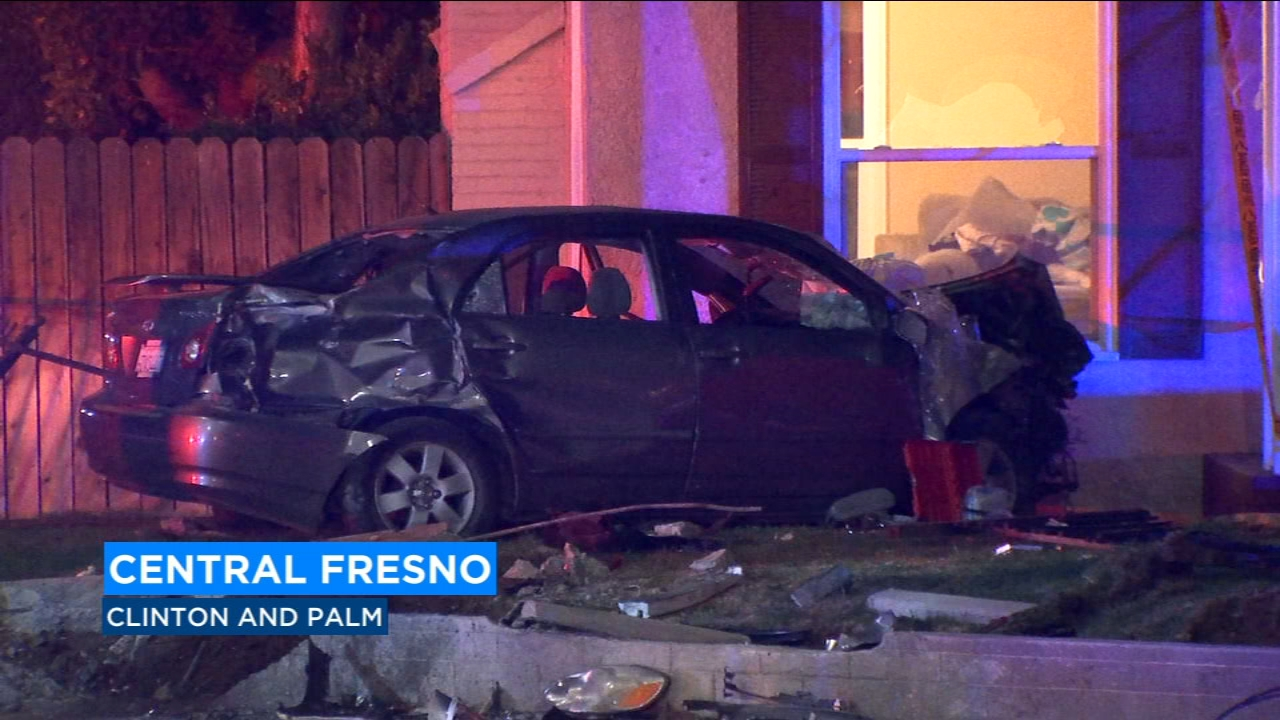 multiple people in the hospital after 2 cars collide in central