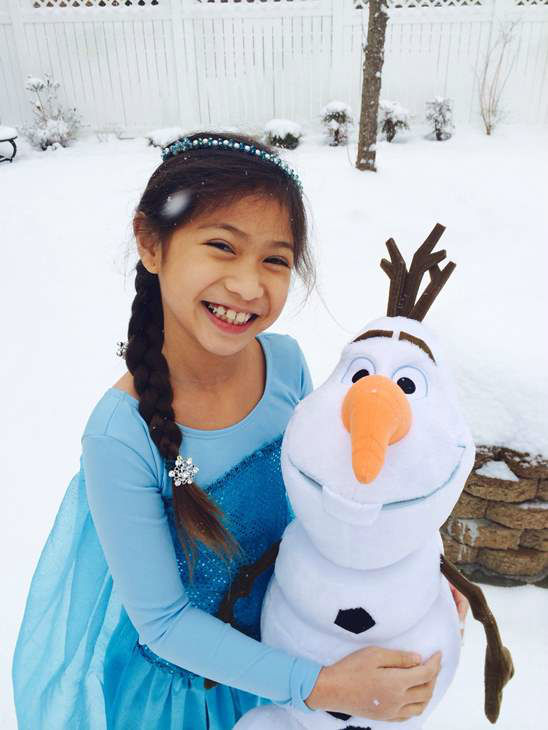 "<div class=""meta image-caption""><div class=""origin-logo origin-image ""><span></span></div><span class=""caption-text"">Jaimie being Elsa from Frozen in Fayetteville (iWitness Photo)</span></div>"