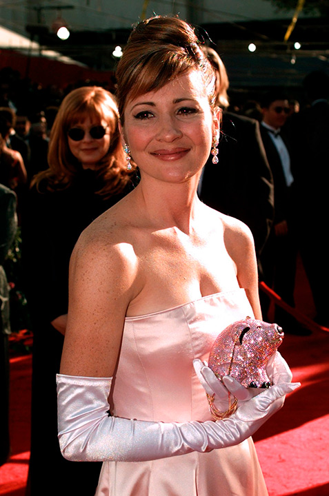 "<div class=""meta image-caption""><div class=""origin-logo origin-image ""><span></span></div><span class=""caption-text"">Voice actress Christine Cavanaugh, is seen March 25, 1996 at the 68th Academy Awards in L.A. Cavanaugh, known for her role as Chuckie in the 'Rugrats,' died Monday, Dec. 22, 2014. (AP Photo/Mark J. Terrill, File)</span></div>"