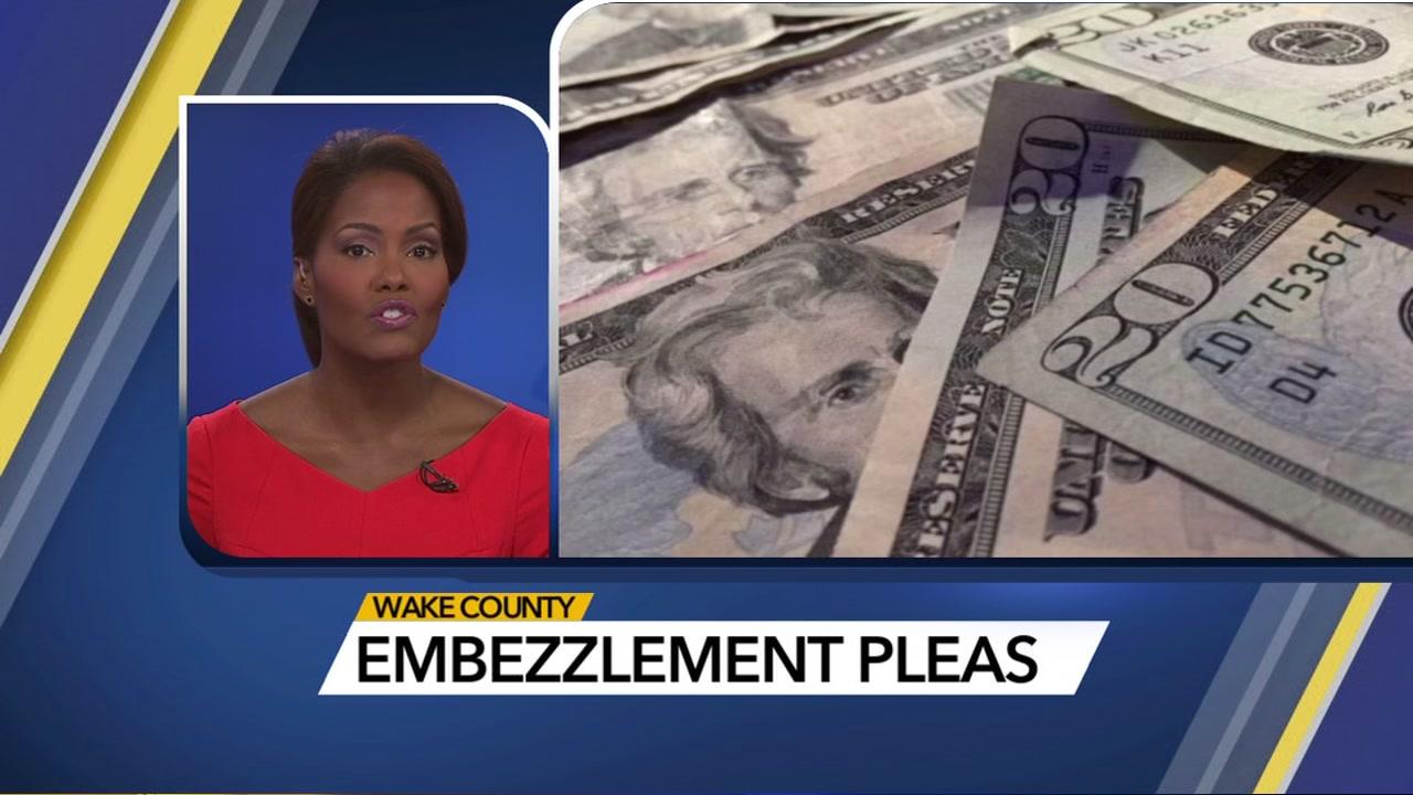 Embezzlement   abc11 com