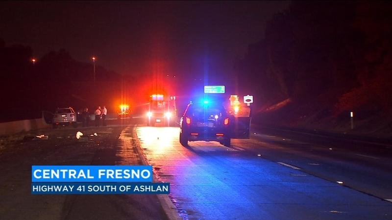 CHP investigating deadly crash that shut down part of Highway 41