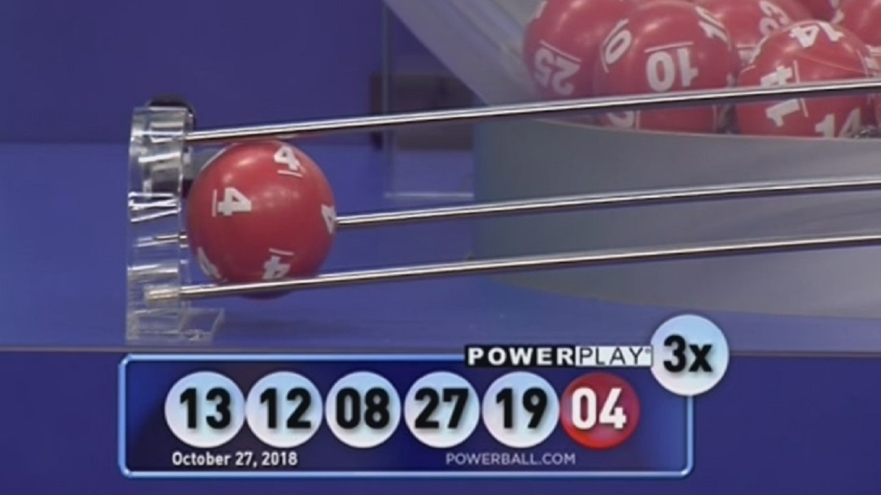 Lottery Officials Report 1 Of 2 Winning Powerball Tickets Sold In
