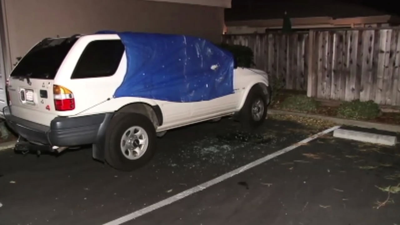 San Jose investigators are looking into a string of car fires along the border with Campbell that may be suspicious.