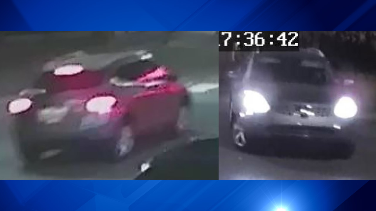 Police release photos of SUV wanted in fatal shooting of suburban chef Peter Rim