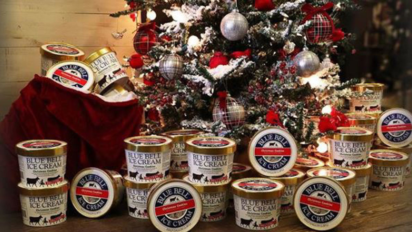 Blue Bell releases Christmas Cookies ice cream for the holidays - ABC13 Houston