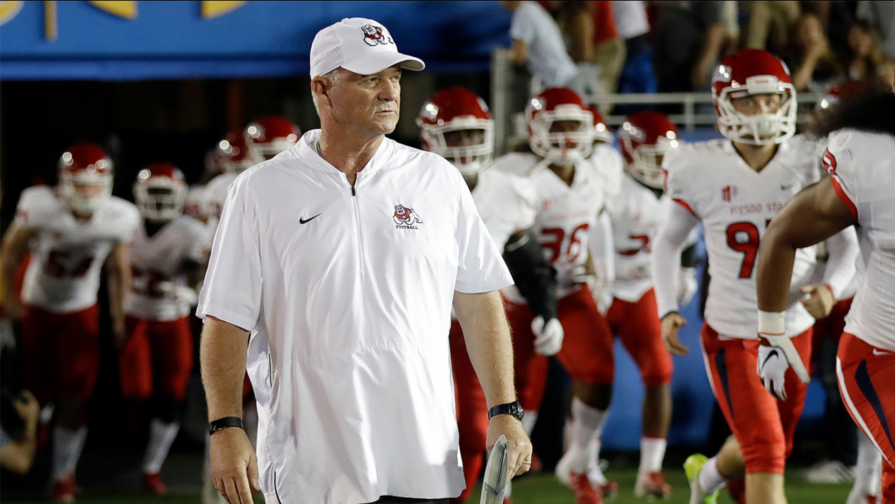 Fresno State Ranked 16 In College Football Playoff Rankings Abc30 Com