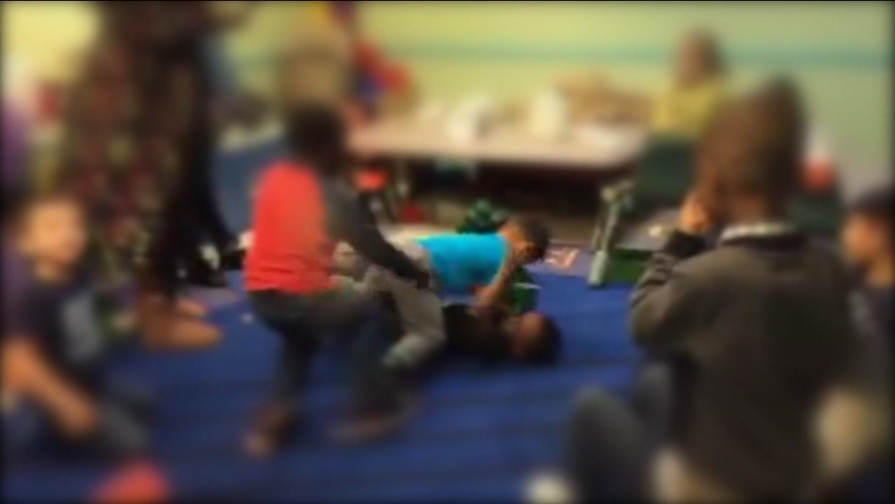 Day Care Workers Charged After St Louis Fight Club Video Featuring Toddlers Surfaces Abc7chicago
