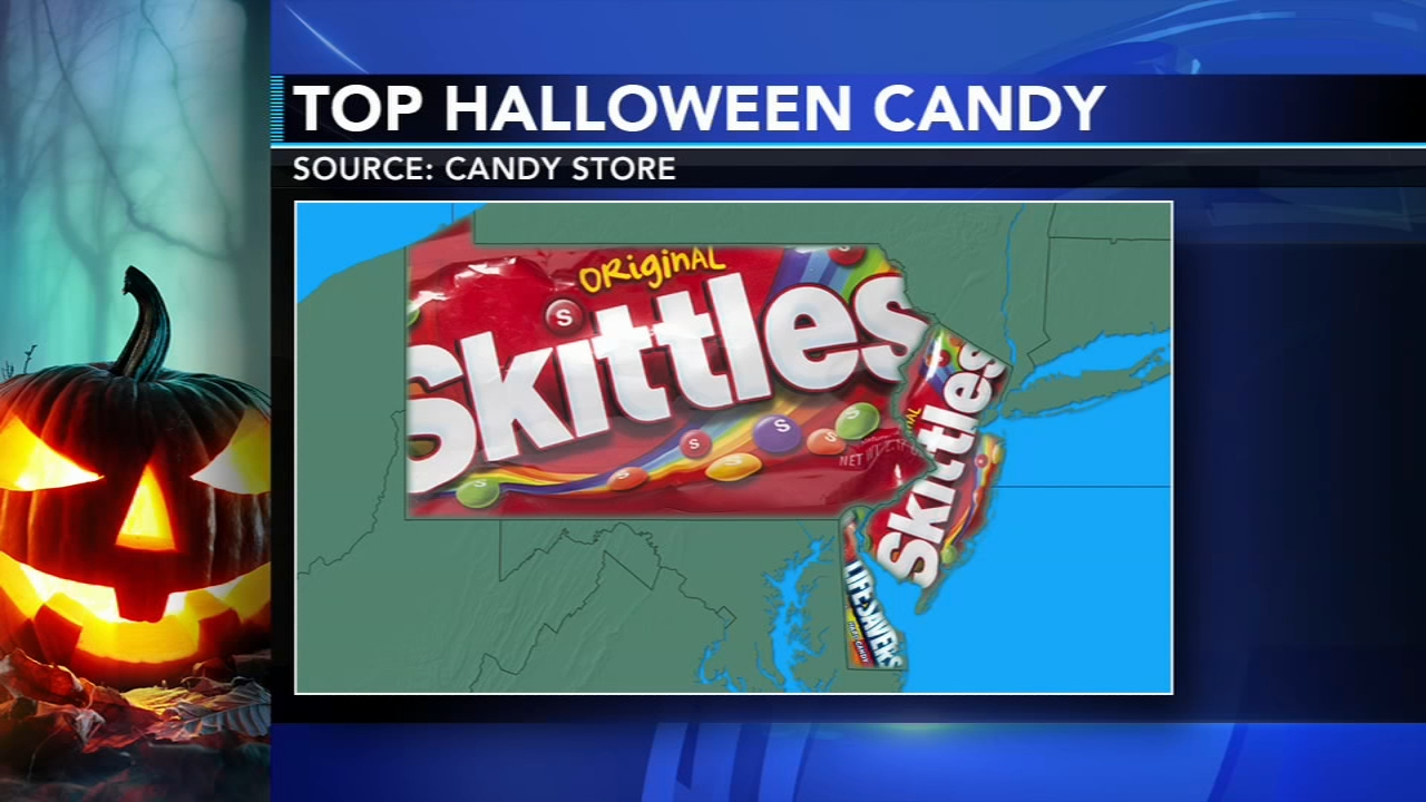 top halloween candy in delaware valley | 6abc