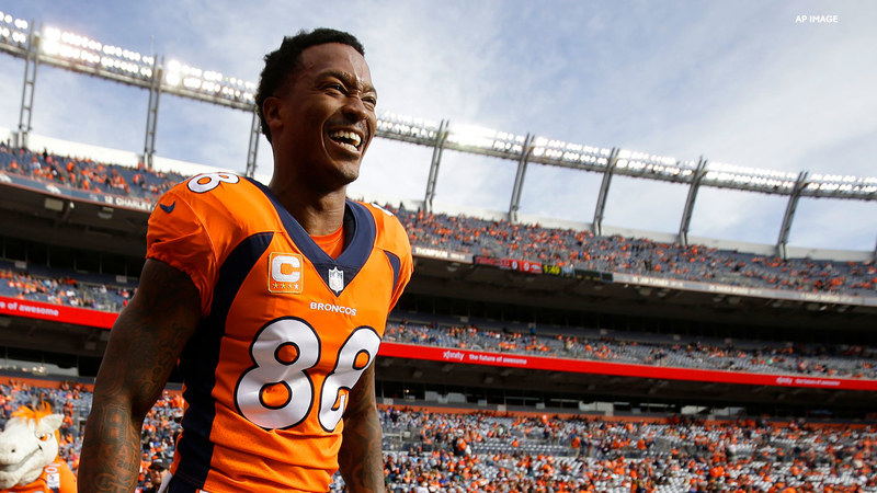 size 40 52319 cbabe Reports: Broncos wide receiver Demaryius Thomas traded to Texans for draft  picks