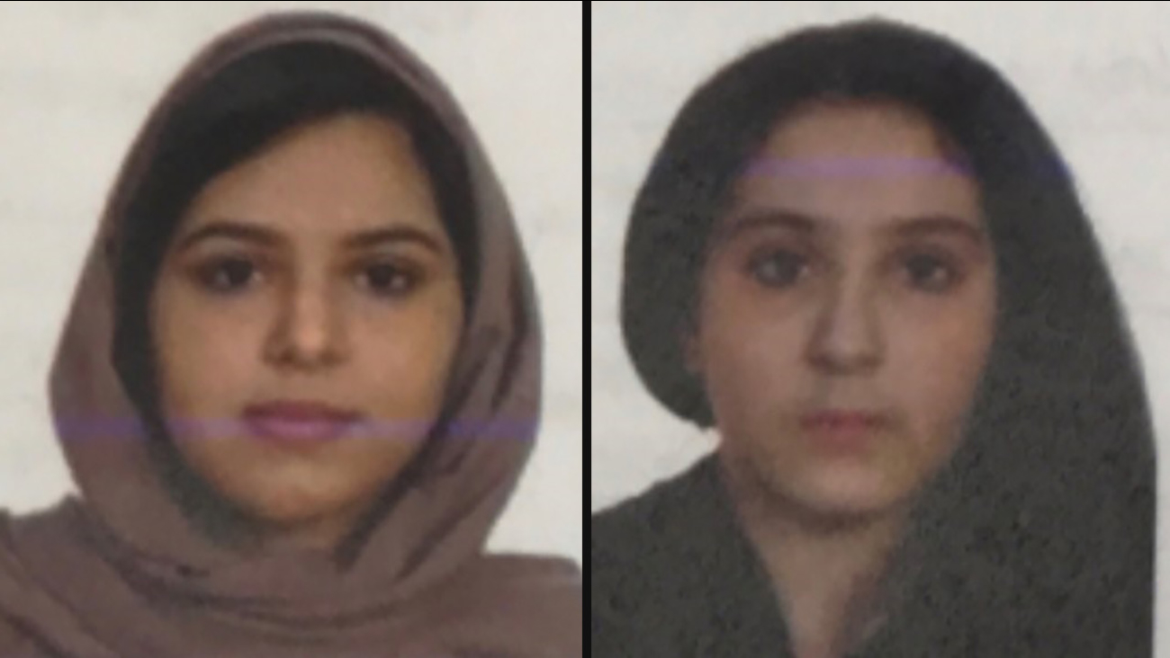 4589243 103118 wabc hudson sisters new photo img - Saudi Arabian Sisters Found Dead Duct Taped Together In