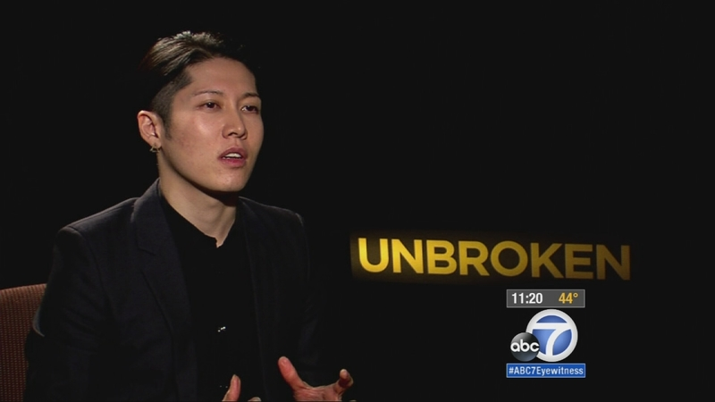 Unbroken Actor Miyavi Shares Experiences