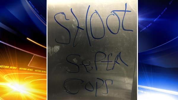 Threat calls to 'Shoot SEPTA Cops'