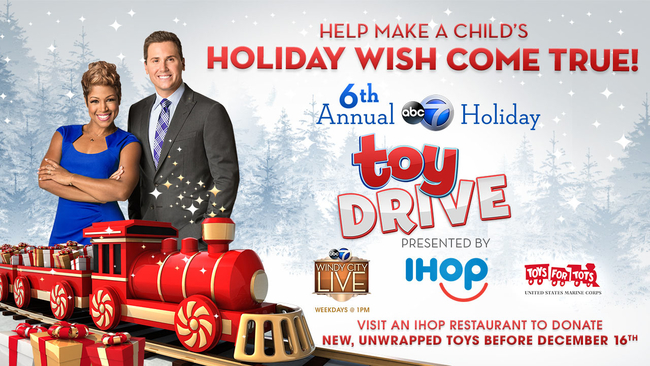 ABC 7 Holiday Toy Drive