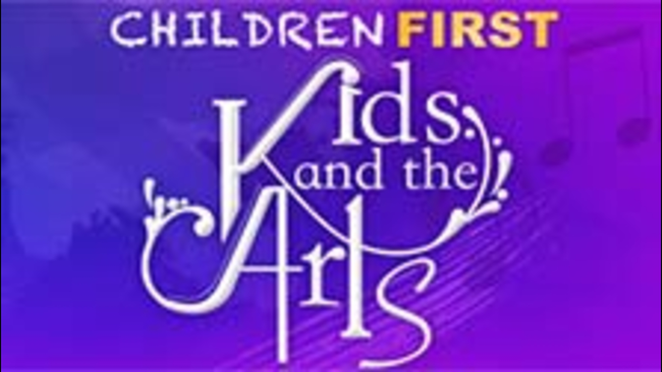 Children First: Kids and the Arts