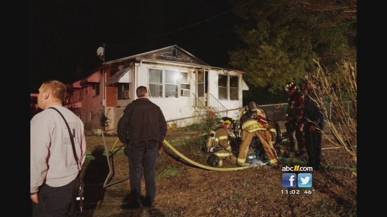 Fatal house fire in Southern Pines
