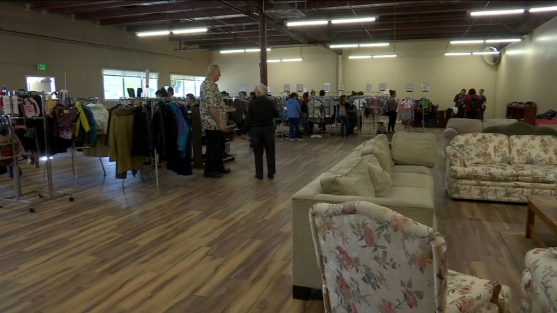 Catholic Charities opens newly remolded Thrift Shop