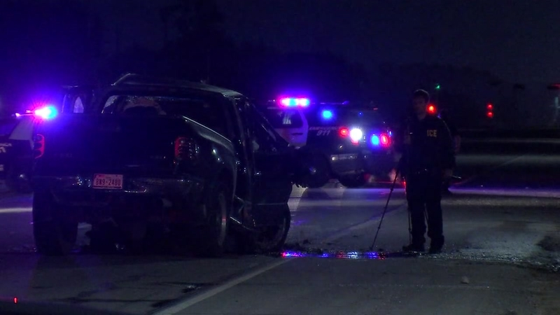 Driver killed after slamming into stalled 18-wheeler