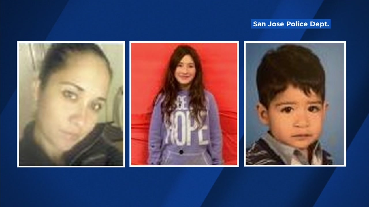 AMBER Alert issued after San Jose mom allegedly abducts her own children