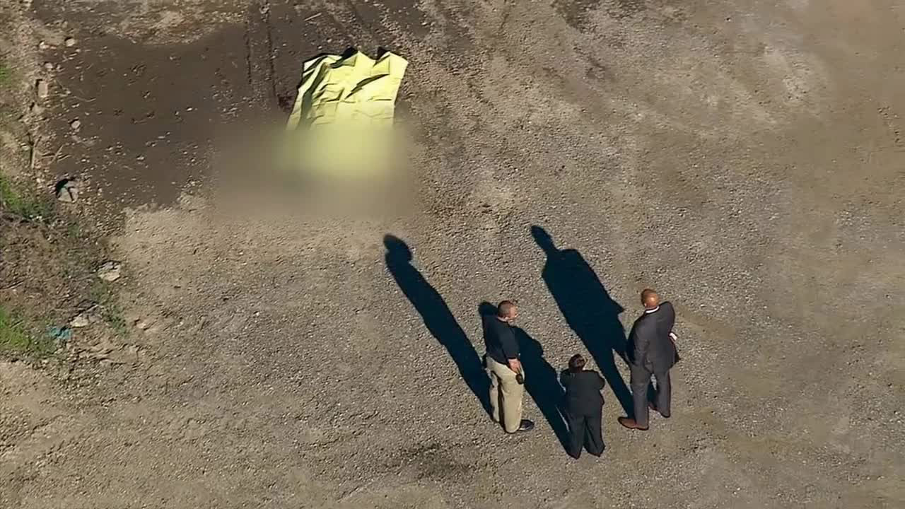 A man's body was discovered in Signal Hill on Monday, Jan. 5, 2015.