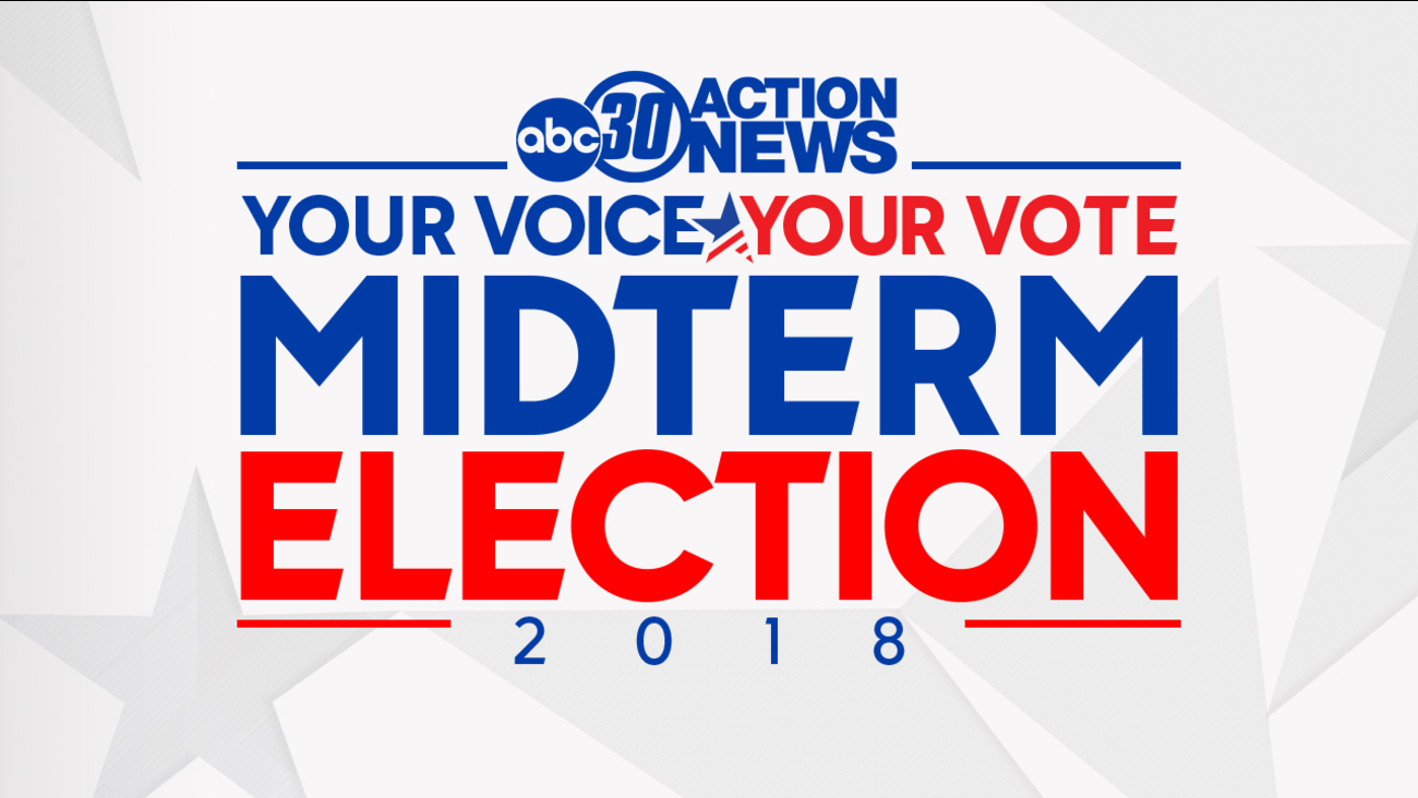 abc30 tracks the november midterm election results