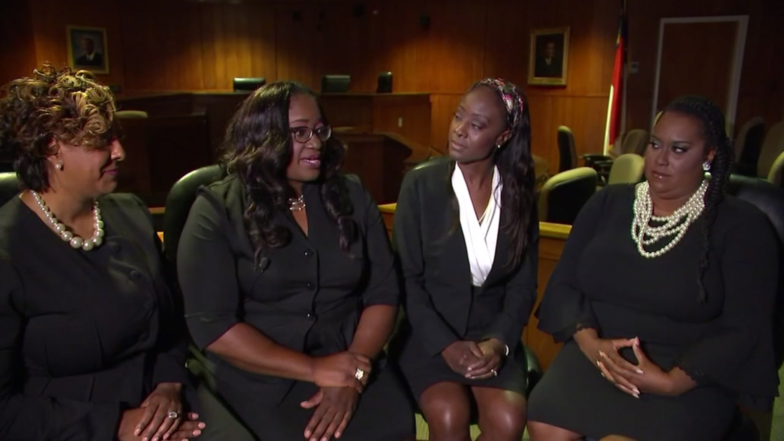 4 NCCU roommates brought together by fate, share journey ...