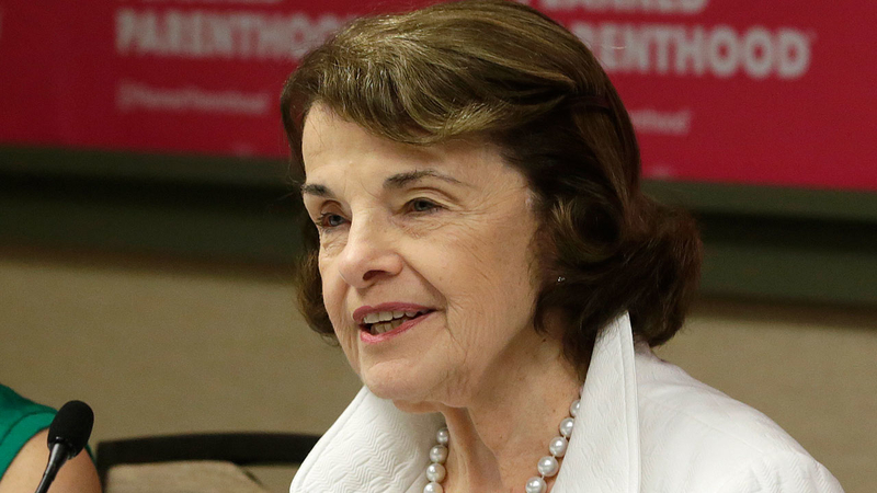 The Best Dianne Feinstein 1992