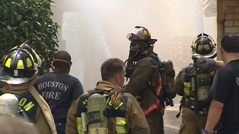 Houston firefighter 'pay parity' measure approved by voters
