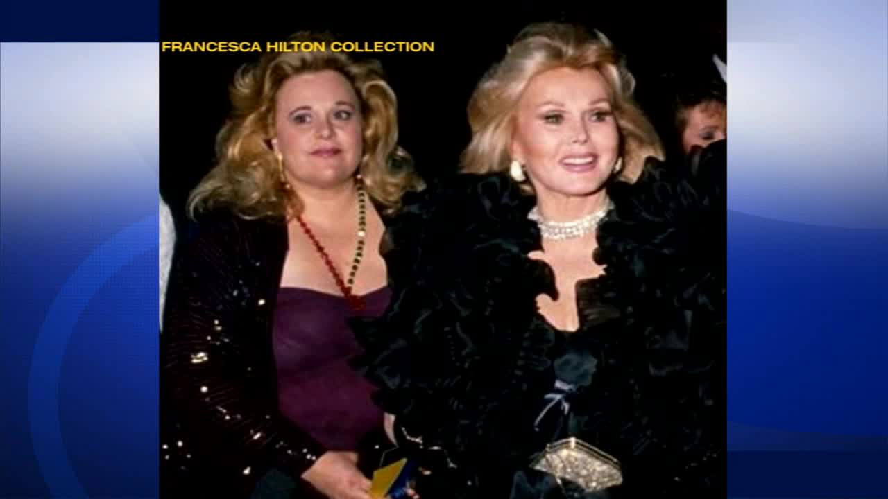 Watch Francesca Hilton video