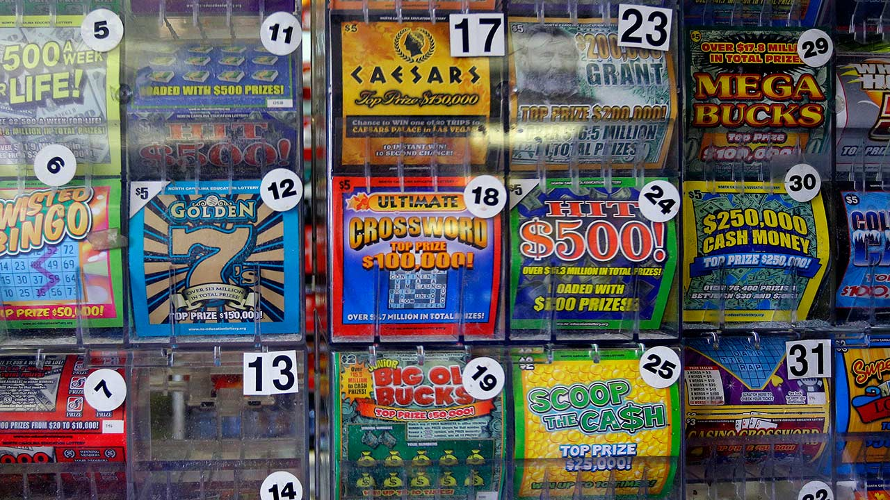 Ca lotto scratchers prizes for baby