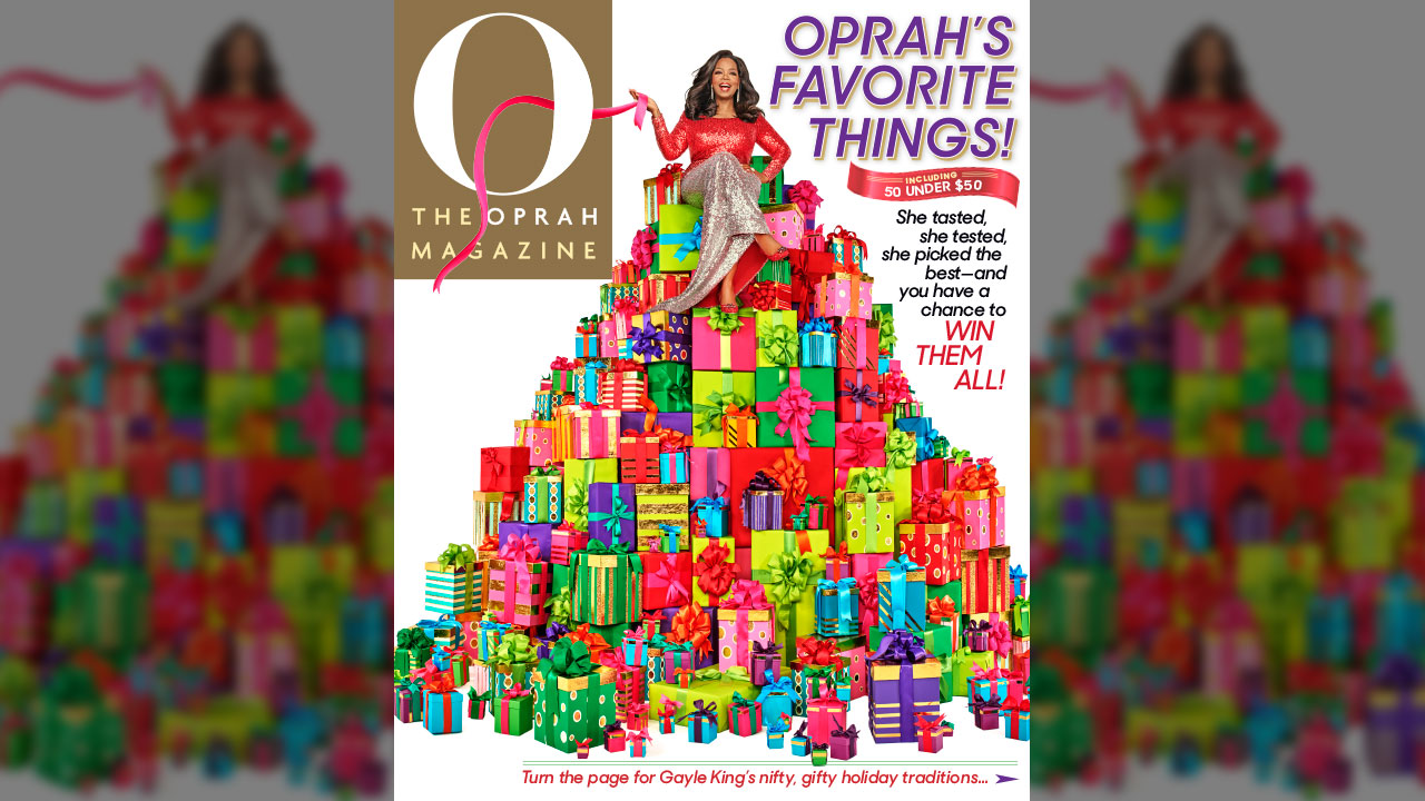 2e2f054bc57 Oprah s Favorite Things 2018  Popular gift guide is larger than ever with  50 under  50
