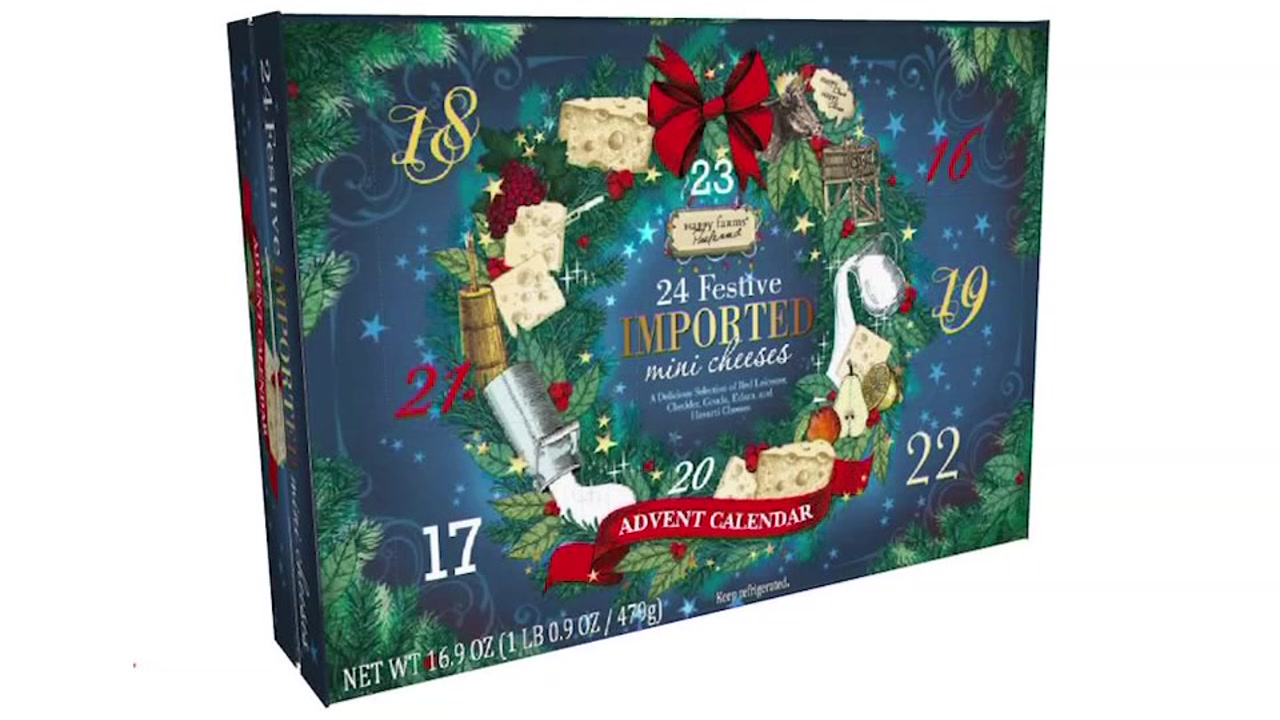 Aldi sells wine and cheese Advent calendars for adults to count down to  Christmas  245e3edd2