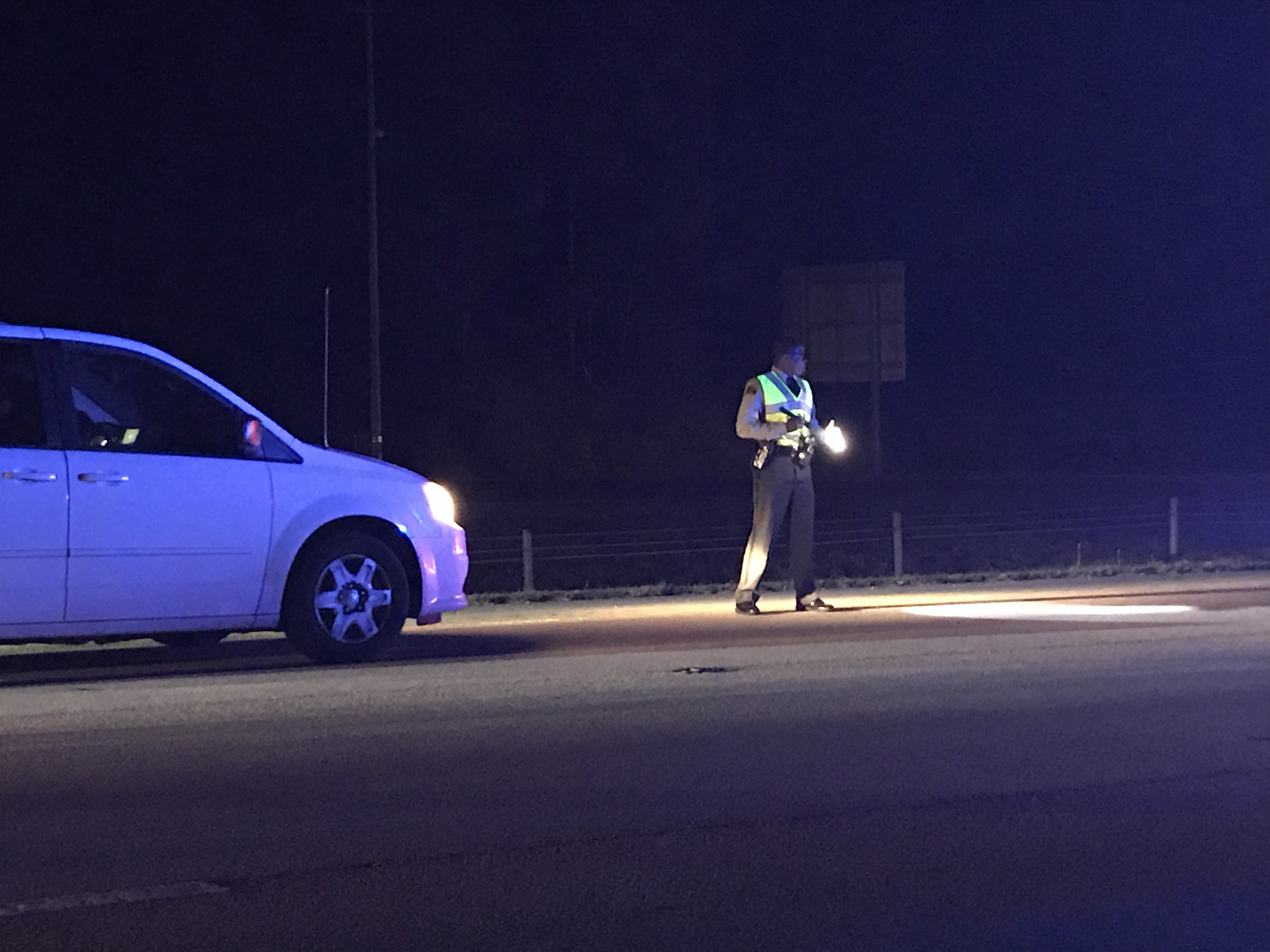 Raleigh traffic: Woman struck and killed after crash